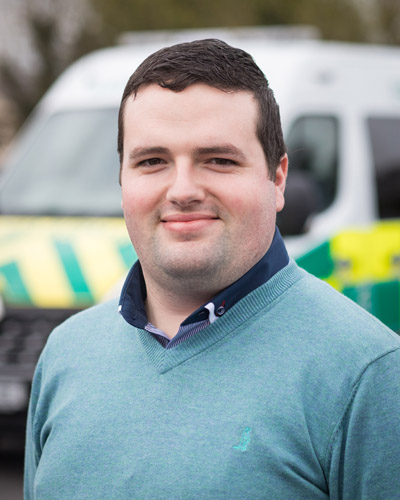 Patrick Murphy  Beaumont Private Ambulance HR & Training